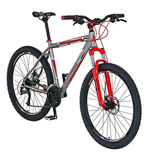 prophete herren fahrrad rex alu mtb 29 zoll mountainbike. Black Bedroom Furniture Sets. Home Design Ideas