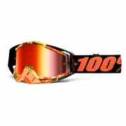 100% Crossbrille The Racecraft Orange